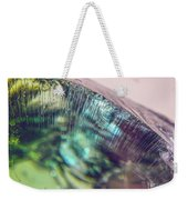 Fractured Glass Weekender Tote Bag
