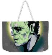 Frankenskull Weekender Tote Bag