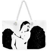 Frankie The Dark Angel Weekender Tote Bag