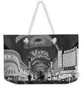 Fremont Street Experience, Las Vegas Weekender Tote Bag