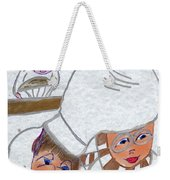 French Chefs Weekender Tote Bag