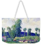 French Farm Weekender Tote Bag