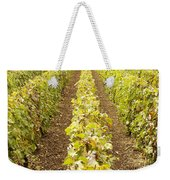 French Vineyards Of The Champagne Region Weekender Tote Bag