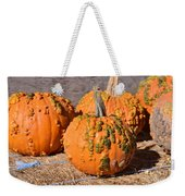 Fresh Butternut Pumpkins Weekender Tote Bag