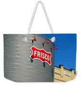 Frisco Museum  Weekender Tote Bag