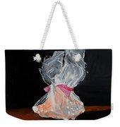 From Plastic To Plastic Weekender Tote Bag