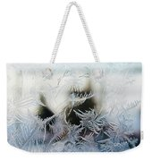 Frost From Canada Weekender Tote Bag