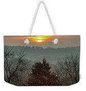 Full Among The Raw Weekender Tote Bag