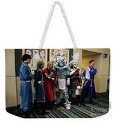 Fullmetal Alchemist Cosplayers Weekender Tote Bag