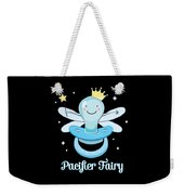 Fun Pacifier Fairy Boys To Give Up Pacifiers Weekender Tote Bag