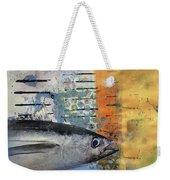 Funky Fish Weekender Tote Bag