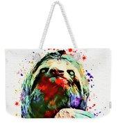 Funny Sloth Weekender Tote Bag