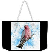 G Is For Galah Weekender Tote Bag