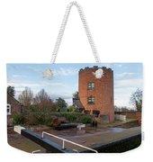 Gailey Lock Portrait Weekender Tote Bag