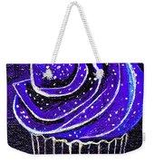 Galactic Universe Cupcake Weekender Tote Bag