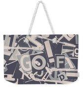 Game Of Golf Weekender Tote Bag