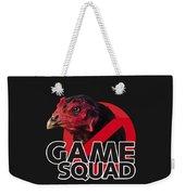 Game Squad Weekender Tote Bag