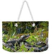 Gator Brood Weekender Tote Bag