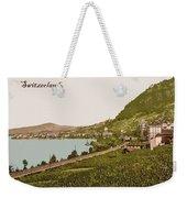 Geneva Lake Weekender Tote Bag