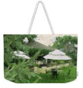 Gentility Impression  Weekender Tote Bag