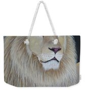 Gentle Paws Weekender Tote Bag by Tracey Goodwin
