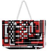 Geometric Stylization 2 Weekender Tote Bag