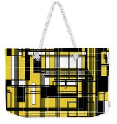 Geometric Stylization 3 Weekender Tote Bag