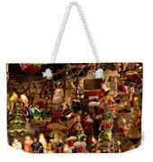 German Christmas Ornaments Weekender Tote Bag