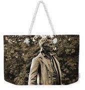 Gettysburg Battlefield - John Burns Weekender Tote Bag