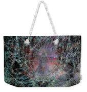 Ghost Galaxy  Weekender Tote Bag