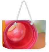 Glass Abstract 719 Weekender Tote Bag