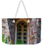 Glass, Stone, Cement Weekender Tote Bag