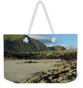 Glassilaun Beach Connemara Weekender Tote Bag