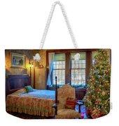 Glensheen Chester's Bedroom Weekender Tote Bag by Susan Rissi Tregoning