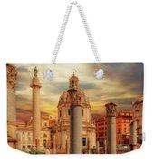 Glories Past And Present,  Rome Weekender Tote Bag