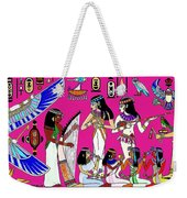 Glorious  Egypt Weekender Tote Bag