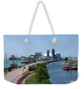 Goderich Harbour And Maitland Valley Marina Weekender Tote Bag