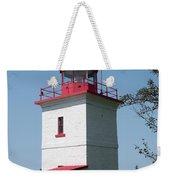 Goderich Lighthouse Weekender Tote Bag