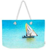 Going For Fish Weekender Tote Bag