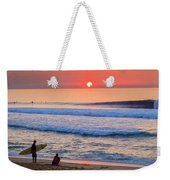 Gold Cup Sunset Weekender Tote Bag