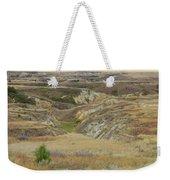 Golden Dakota Prairie Reverie Weekender Tote Bag