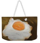 Golden Fried Egg Weekender Tote Bag