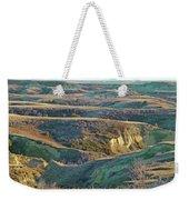 Golden Grasslands Enchantment Weekender Tote Bag