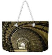 Golden Stairway Weekender Tote Bag