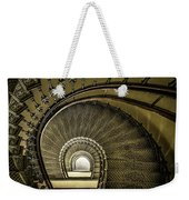 Golden Stairway Weekender Tote Bag