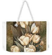 Golden Tulips    Weekender Tote Bag