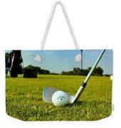 Golf Day Weekender Tote Bag