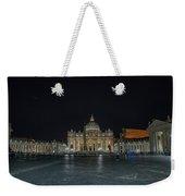 Good Night St. Peter Weekender Tote Bag