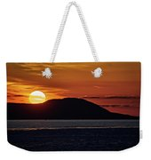 Goodnight Superior Weekender Tote Bag by Doug Gibbons