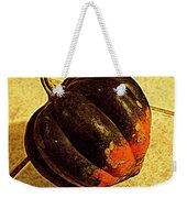 Gourd On Tile Weekender Tote Bag
